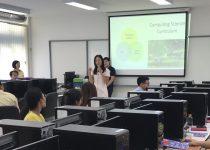 อบรมการจัดการเรียนรู้วิทยาการคำนวณและการออกแบบเทคโนโลยี ครูผู้สอนโรงเรียนตำรวจตระเวนชายแดน วันที่ 24-26 เมษายน 2562